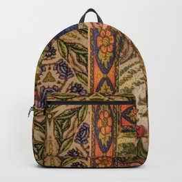 A Roosters Dream Trot in Garden Backpack