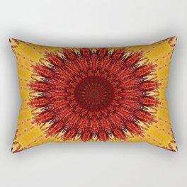 KALEIDOSCOPIC FALL Rectangular Pillow