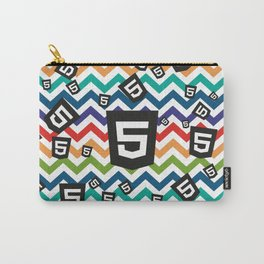 HTML5 WEBSITE DEVELOPMENT CODING PATTERN Carry-All Pouch