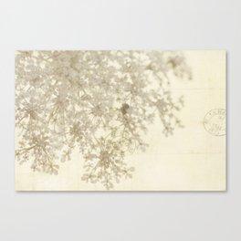 queen of summer Canvas Print