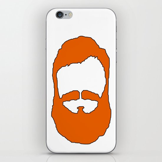 Ronald iPhone & iPod Skin