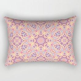 Arabic Mandala Rectangular Pillow