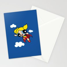 The Day Is Saved Stationery Cards