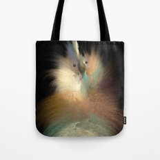 Furry Fred, the funny punk character Tote Bag
