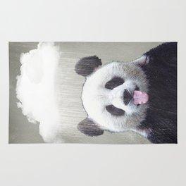 Panda Rain Rug
