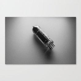 Guitar Amp Tube Canvas Print