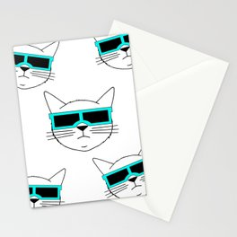 Cool Cat 2 Stationery Cards