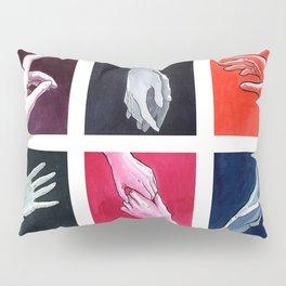 Hands Pillow Sham