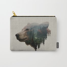 The Pacific Northwest Black Bear Carry-All Pouch