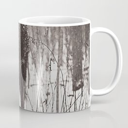 Snow Wolf Coffee Mug