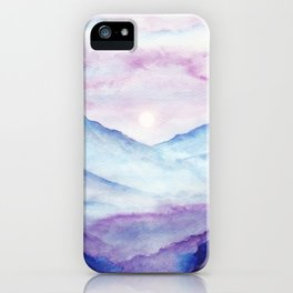Abstract nature 04 iPhone Case