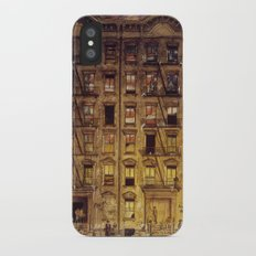 The Fire Next Time iPhone X Slim Case