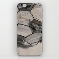 soccer iPhone & iPod Skins featuring soccer by hello kaja