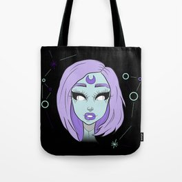 GALAXY PRINCESS Tote Bag