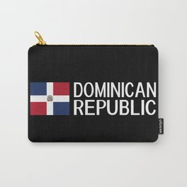 Dominican Republic: Dominican Flag & Dominican Rep Carry-All Pouch