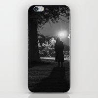 noir iPhone & iPod Skins featuring Noir by Derek Donovan