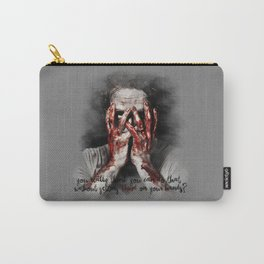Rick Grimes from The Walking Dead Carry-All Pouch