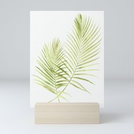 Tropical Flora Mini Art Print