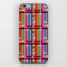 Mad Tartan & Hoop Divers iPhone Skin