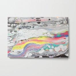 rainbo Metal Print