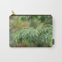 Tropical Ferns Carry-All Pouch