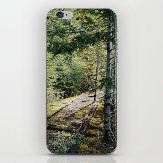 Abandoned Railroad iPhone & iPod Skin