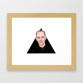 Filthy Framed Art Print