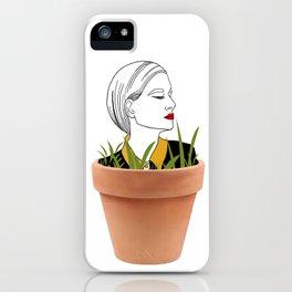 Springirl iPhone Case