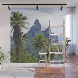 The Land Time Forgot: Marquesas Islands Wall Mural