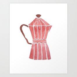 Cuban Coffee Art Print
