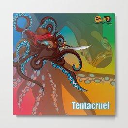 Tentacruel Metal Print
