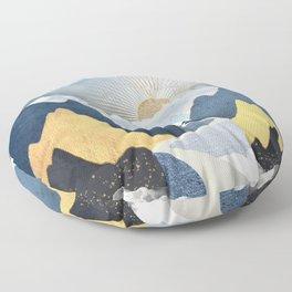 Bright Future II Floor Pillow