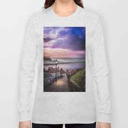 Mind Your Step Long Sleeve T-shirt