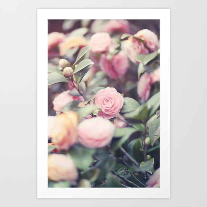 Blu:m  Art Print