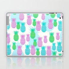 Tropical pineapples Laptop & iPad Skin