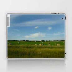 Summertime in WaterValley Laptop & iPad Skin