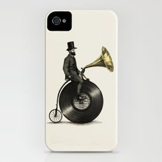 Music Man Slim Case iPhone (4, 4s)