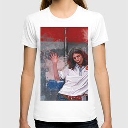 Painting Illustration Of Eddie From The Cult Classic Film Empire Records T-shirt