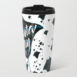 Manta ray Travel Mug
