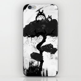Midnight Spirits iPhone Skin