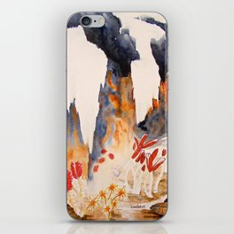 Deep Sea Vent iPhone Skin