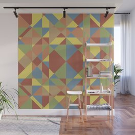 Embroider Wall Mural
