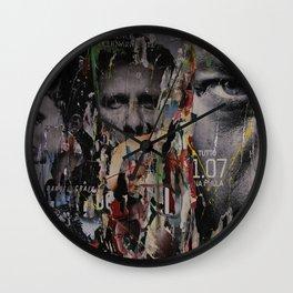 Super Gravità Wall Clock