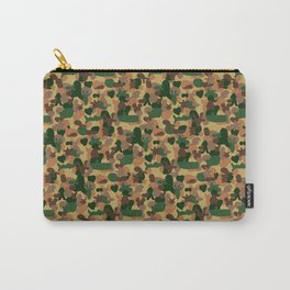 Funny Animal Camo Carry-All Pouch