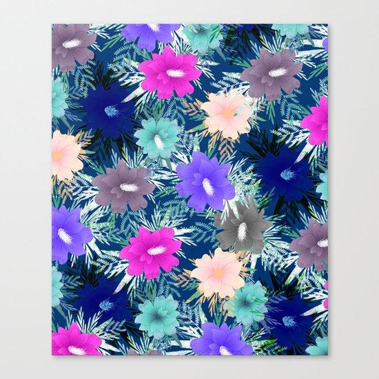 Floral #2 Canvas Print