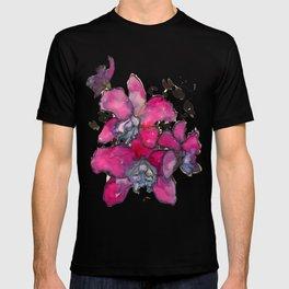 Fuchsia Orchids T-shirt
