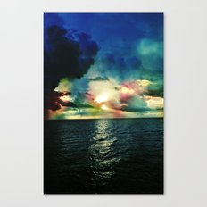 Rise with the Tides Canvas Print