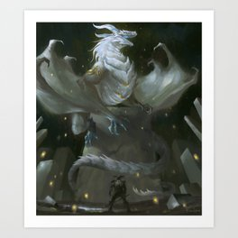 Beast of Heaven Art Print