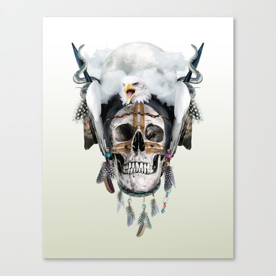 Wild Spirit III Canvas Print