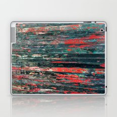 Red Splinters Laptop & iPad Skin